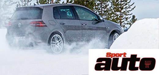 anvelope de iarna 235-35R19 (Sport Auto 2015)