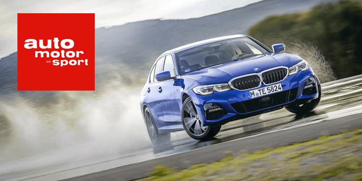 Test anvelope Auto Motor und Sport